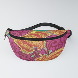 Summer Blooms Fanny Pack