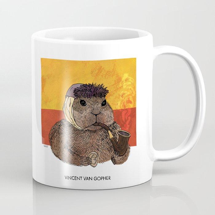 Vincent van Gopher Coffee Mug