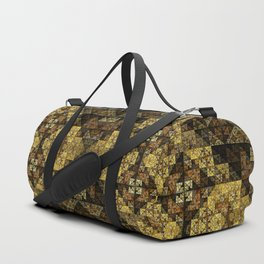Fractal Art - Egypt Pattern Duffle Bag