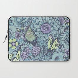 Beauty (eye of the beholder) - aqua version Laptop Sleeve