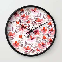 Espirit Blush Wall Clock
