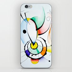 Eye - Ojo iPhone & iPod Skin
