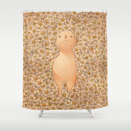 Daisy Field Shower Curtain