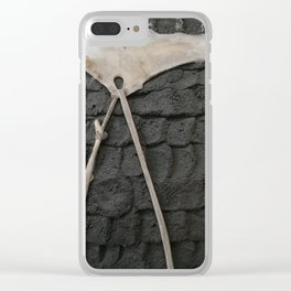 Pottery Design - 3 Clear iPhone Case