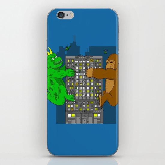 RAMPAGE iPhone & iPod Skin