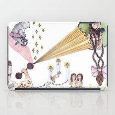 Carnival Art iPad Case
