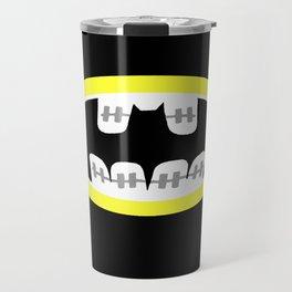 Braces/ Comic book Travel Mug