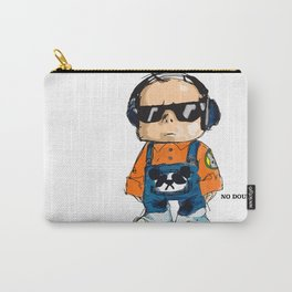 NO DOUBT Carry-All Pouch