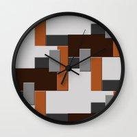 arizona Wall Clocks featuring Arizona by River Oak Media