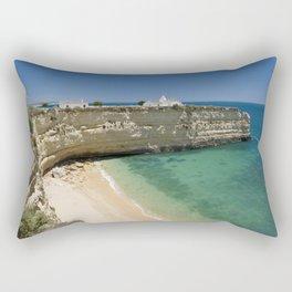 Nossa Senhora da Rocha, Portugal Rectangular Pillow