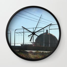 Nuclear Power Wall Clock