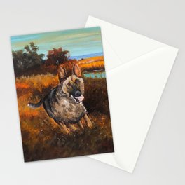 Till we meet again Stationery Cards