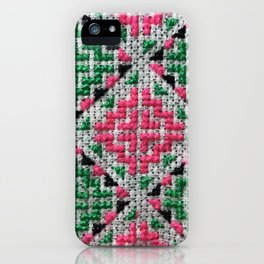 Young Hmong American iPhone Case