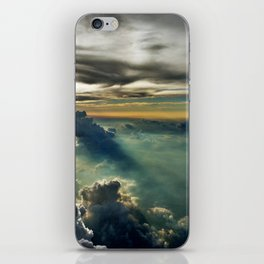 Cloud Garden iPhone Skin
