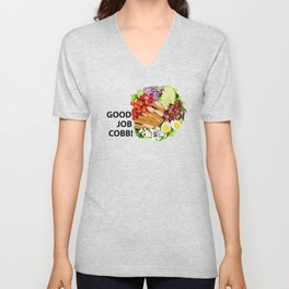 Good job COBB Unisex V-Neck