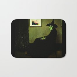 Wizzler's Mother  |  Wicked Witch Bath Mat