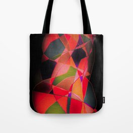 Abstract Form Tote Bag