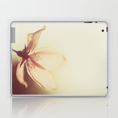 blossoms morning light Laptop & iPad Skin
