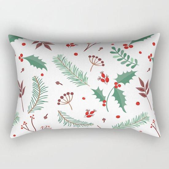 MERRY CHRISTMAS6 Rectangular Pillow