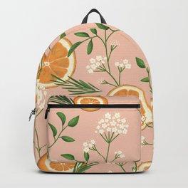 Elderflower & Oranges - Pastel Backpack