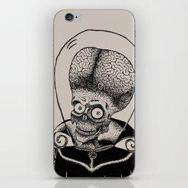 Mars Attacks! iPhone Skin