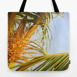 Happy Palm Tote Bag