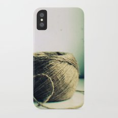 String Slim Case iPhone X