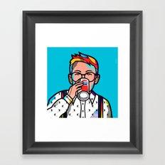 Fuller Framed Art Print