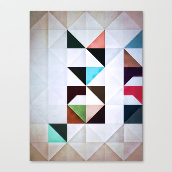 ZKRYNE Canvas Print