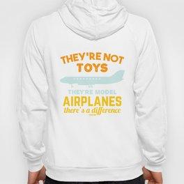 model airplane Hoody