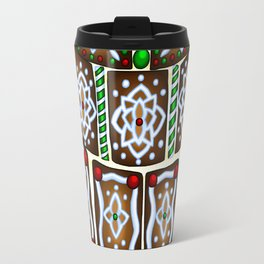 Christmas Artwork #5 (2017) Travel Mug