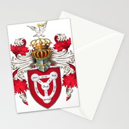 Arms of the Faith Stationery Cards
