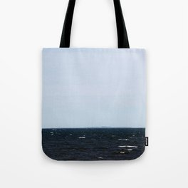 A Distant Long Island Tote Bag