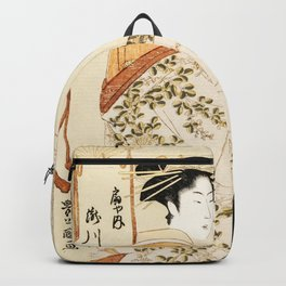 Takigawa of giya Backpack