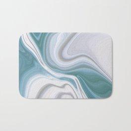 Liquid Blues Bath Mat