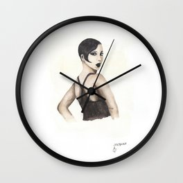 Josephine | Black HERstory Wall Clock