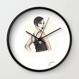 Josephine | Black HERstory Wall Clock