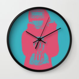 PA DUOTONE Wall Clock