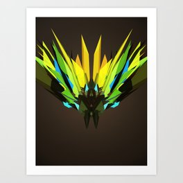 The Seed (Textless) Art Print