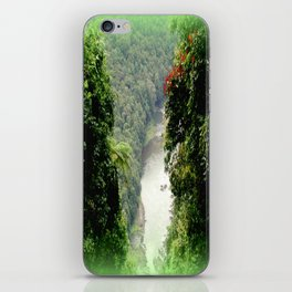 Crawford's Lookout - Cairns Hinterland iPhone Skin