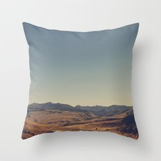 This is why I love Wyoming Throw Pillow