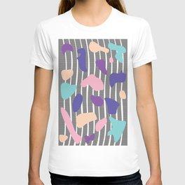 Blob Pattern T-shirt