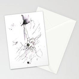 Valkyrie Man Stationery Cards