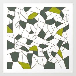 terazonal Art Print