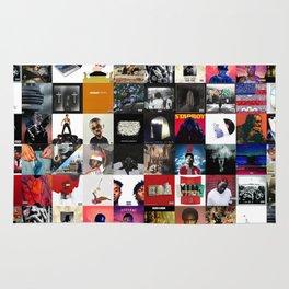 HIP-HOP ALBUM COVER Rug