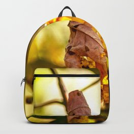 The leaf Backpack