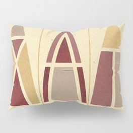 Wigwams Pillow Sham