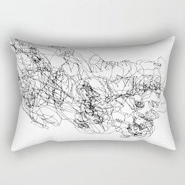 Transitions Distilled Rectangular Pillow