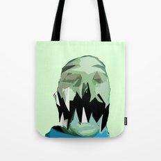 Monster Face 3 Tote Bag