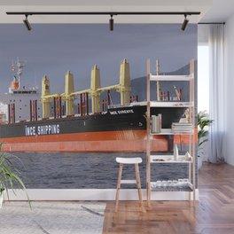 Freighter Wall Mural